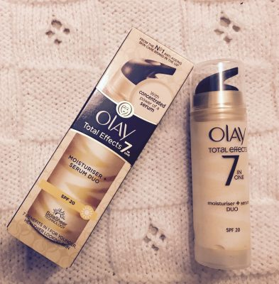 Olay Total Effects 7 in one Moisturiser + Serum