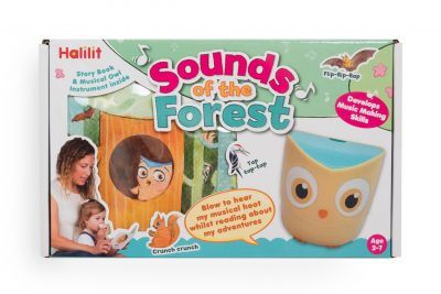 sounds of forest box